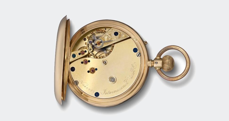 84dd9f69b IWC Pocket Watch | Time In Your Pocket
